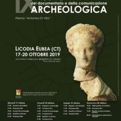 IX Rassegna del Documentario e della Comunicazione Archeologica a Licodia Eubea (Catania)