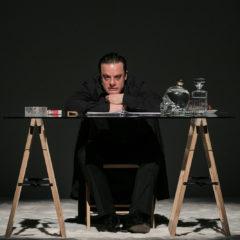 Romaeuropa Festival 2019 | Jan Fabre, Lino Musella: 'The night writer. Giornale Notturno' | 11-13 ottobre Teatro Vascello
