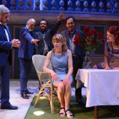 """Teatro della Pergola Firenze: Filippo Dini dirige """"Anfitrione"""" di Sergio Pierattini, rilettura del classico di Plauto"""
