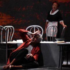 Lucidità e delirio di Alma e Oskar. 'La creatura del desiderio' di Andrea Camilleri e Giuseppe Dipasquale al Biondo di Palermo