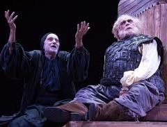 Piccolo Teatro Strehler 19/11-6/12 | 'Falstaff e il suo servo', con Franco Branciaroli e Massimo De Francovich