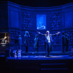 Roma Teatro Eliseo 19/11-1/12 | 'La Tempesta' di Shakespeare, con Eros Pagni e Gaia Aprea