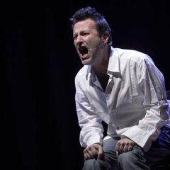 Le voci dell'abisso. Davide Enia al Piccolo Teatro Grassi di Milano dal 12 al 24 novembre