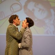 Teatro Elfo Puccini Milano 3-31 dicembre   'L'importanza di chiamarsi Ernesto' di Oscar Wilde