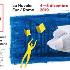 Fiera Nazionale della Piccola e Media Editoria, 4 – 8 dicembre Roma