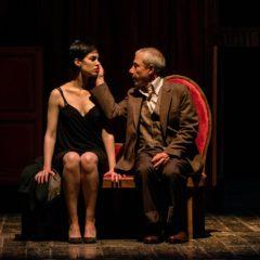 Teatro Vascello Roma 3-8 dicembre   'Sei', da Luigi Pirandello, spettacolo della Compagnia Scimone Sframeli
