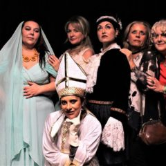 Donne esemplari fra storia, arte e leggenda. 'SPQR- Sentite Pure Queste Romane', in scena al Piccolo Teatro Dell'Arte di Roma dal 15 al 17 novembre
