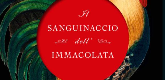 Natale 2019   'Il sanguinaccio dell'Immacolata' di Giuseppina Torregrossa, ed. Mondadori