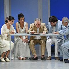 Roma Teatro Quirino 21 gennaio – 2 febbraio   'Si nota all'imbrunire', con Silvio Orlando