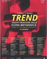 """Teatro Belli di Roma. Rassegna """"Trend"""". Dall'11 al 13 novembre, """"An intervention"""" di Mike Bartlett. Regia di Jacopo Gassman"""