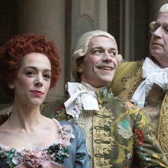Distruzione di un genio. 'Amadeus' di Peter Shaffer, con Geppy e Lorenzo Gleijeses, alla Pergola di Firenze