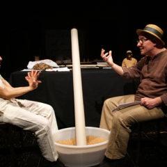 Teatro Biblioteca Quarticciolo 11-14 dicembre | Il Teatro delle Ariette torna a Roma con 'Tutto quello che so del grano'