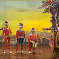 Milano Piccolo Teatro Grassi 27 dicembre – 5 gennaio | 'Dalla Terra alla Luna', favola in musica della Carlo Colla & Figli