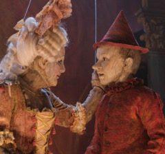 Museo del Tessuto di Prato 21 dicembre – 22 marzo | Pinocchio nei costumi di Massimo Cantini Parrini, dal film di Matteo Garrone