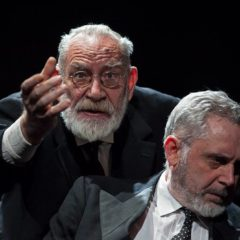 Roma Piccolo Eliseo 23 gennaio – 9 febbraio | 'Le braci' di Sándor Márai, con Renato Carpentieri