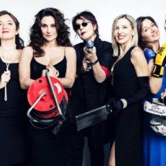 Roma Teatro Tor Bella Monaca 22-25 gennaio   'Fermenti lattici', commedia brillante al femminile scritta da Ester Palma, Giovanna Biraghi e Monica Pariante