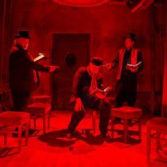 Di sera, con Marcello Allegrini e Fabio Baronti