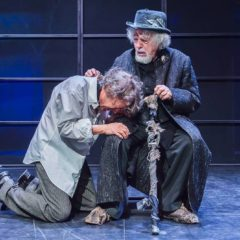 Roma Teatro Eliseo 21 gennaio – 2 febbraio   'Re Lear', con Glauco Mauri e Roberto Sturno