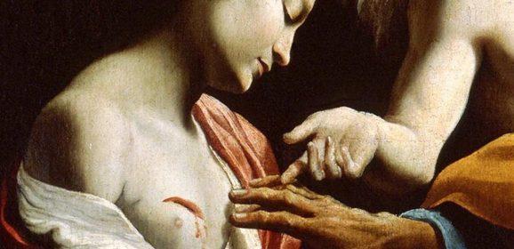 Semu tutti devoti tutti. 'Agata, la Santa fanciulla', drammaturgia e regia di Giovanni Anfuso