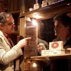 Roma Spazio Diamante 24-27 gennaio   In occasione del Giorno della Memoria: 'Il venditore di sigari'