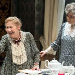 Firenze Teatro della Pergola 11-16 febbraio   'Arsenico e vecchi merletti', con Anna Maria Guarnieri e Giulia Lazzarini