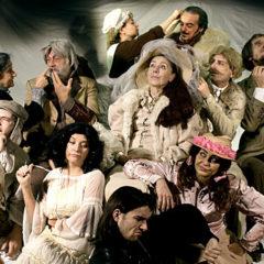 Movimenti dietro le quinte. 'Camerini' di Alessandro Riccio al Teatro di Rifredi