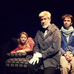 Teatro Tor Bella Monaca 6-8 marzo   Alessandro Benvenuti in 'Chi è di scena'