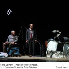 Teatro del Lido di Ostia 15 febbraio ore 21   'Il cortile' di Spiro Scimone, regia di Valerio Binasco