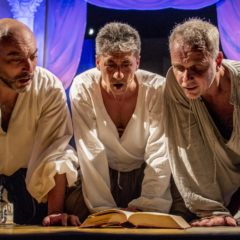 Firenze Teatro di Rifredi 6-8 febbraio | 'Le opere complete di William Shakespeare in 90 minuti'