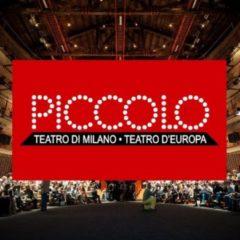 Comunicazioni del Piccolo Teatro di Milano
