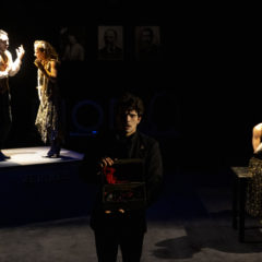 "Firenze Teatro Niccolini / Scandicci Teatro Studio: ""Per strada"" di Francesco Brandi e ""Werther a Broadway"" di Giancarlo Sepe"