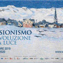 Fino al 5 aprile al Castello Visconteo Sforzesco di Novara la mostra 'Divisionismo. La rivoluzione della luce'