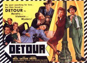 Un noir atipico. 'Detour' di Edgar G. Ulmer (1946)