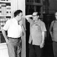 La biblioteca di Fellini