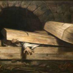 'Il seppellimento prematuro' di Edgar Allan Poe sabato 4 aprile alle 23,30 su FIRENZE TV