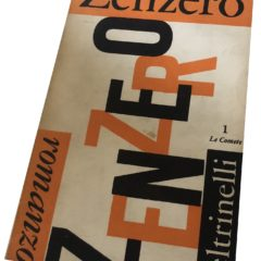 'Zenzero'. Riflessioni sopra una copertina