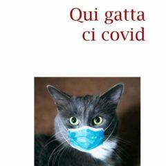 """La 'vax populi' di Santa Caltabiano. """"Qui gatta ci covid"""", Babbomorto Editore"""