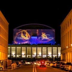 Le Terrazze, VII Edizione, dal 26 giugno fino a settembre 2020 presso Palazzo dei Congressi Roma