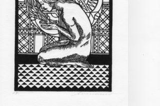La saggezza di Hypnos. 'Hypnerotomachia – Castrinovi', ed. Babbomorto, con cinque incisioni di Michela Mascarucci