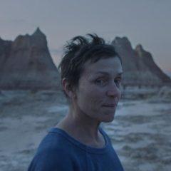 'Nomadland' di Chloé Zhao, con Frances McDormand, in Concorso alla Biennale Cinema 2020