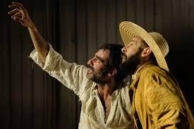 Associazione Madè Catania | 'Don Chisciotte e Sancio Panza, due attori soli' sabato 22 agosto ore 21 al Lido dei Ciclopi di Aci Castello