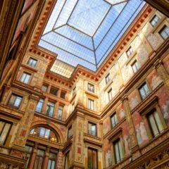 Il Teatro Quirino di Roma in Galleria Sciarra dal 5 settembre al 31 ottobre