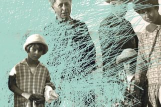 Una villa, una famiglia, una città, la Storia. 'La luce è là' romanzo di Agata Bazzi, ed. Mondadori