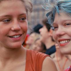 La persistenza dell'azzurro. 'La vita di Adèle', un film di Abdellatif Kechiche, Palma d'Oro Cannes 2013