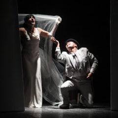 Associazione Culturale Le Belle Bandiere | Debutto 'Delirio a due' di Ionesco, 5 ottobre ore 20.30 al Teatro Sociale di Brescia