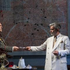 Teatro Elfo Puccini Milano 16 ottobre – 22 novembre   'Diplomazia' di Cyril Gely