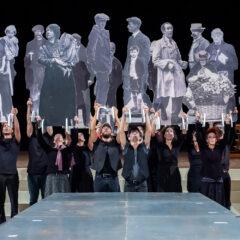 Firenze Teatro della Pergola 27 ottobre – 15 novembre   'The Dubliners' di James Joyce, uno spettacolo di Giancarlo Sepe