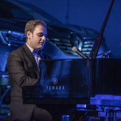 Giovedì 8 ottobre_Ellington Club Roma_Live LUCA FILASTRO Jazz Trio