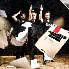 'Luci (e ombre) della ribalta' di Jean-Paul Alègre_ Regia di Leonardo Buttaroni_ dal 22 ottobre all'8 novembre al Teatro de' Servi di Roma