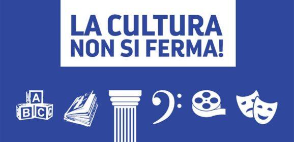 La petizione di Italia Viva per Cultura e Sport